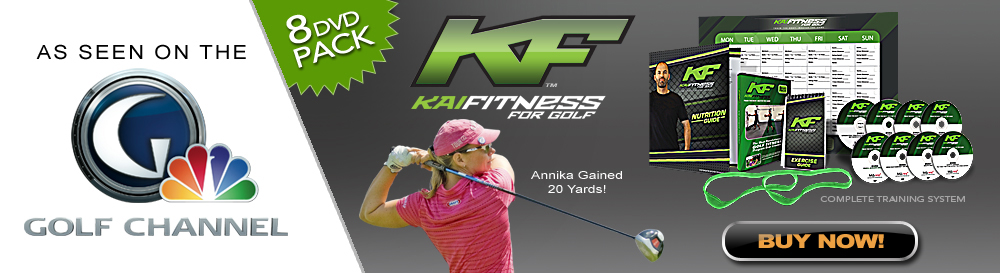 KaiFitness for Golf