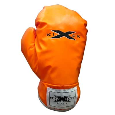 Orange Headcover