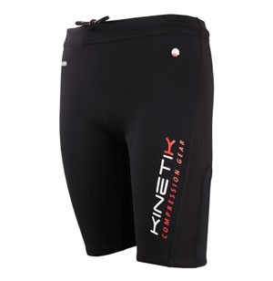 Men's Golf Athletic Compression Shorts