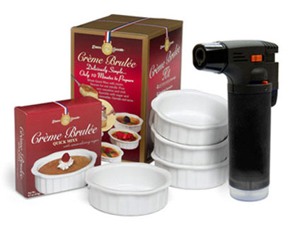 Ultimate Gourmet Creme Brulee Set