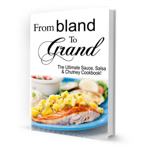 From Bland To Grand Cookbook