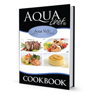 AquaChef Gourmet Cookbook