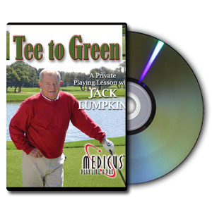 Tee to Green DVD
