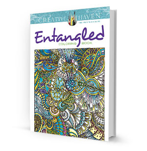 Entangled Coloring Book