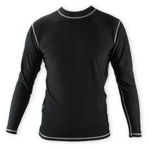 Kick X Compression Long Sleeve Top