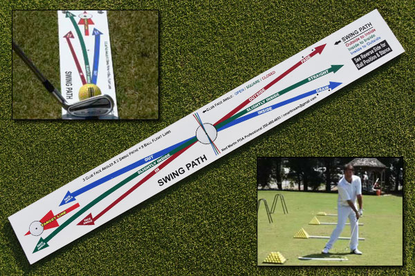 Swing Path Alignment Board