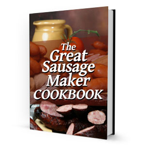The Great Sausage Maker Cookbook [eBook]