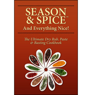 Season and Spice Cookbook [eBook]