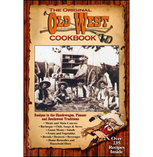 The Original Old West Cookbook [eBook]