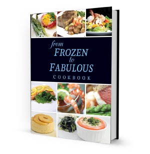 From Frozen To Fabulous Cookbook [eBook]