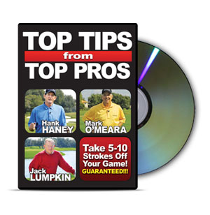Top Tips from Top Pros DVD